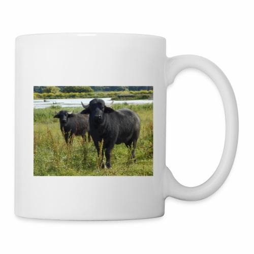 buffle - Mug blanc