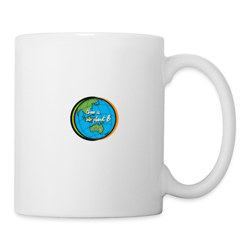 SAVE THE PLANET THERE IS NO PLANET B - Mug