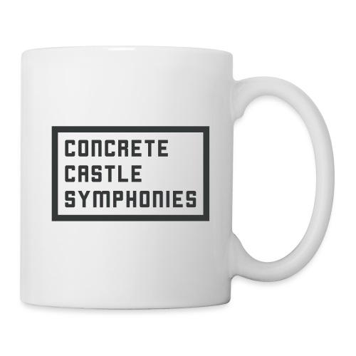 Concrete Castle Symphonies - Tasse
