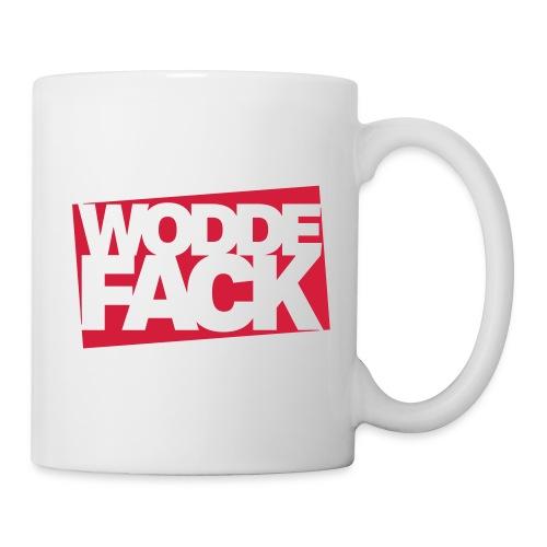 Wodde fuck - Tasse