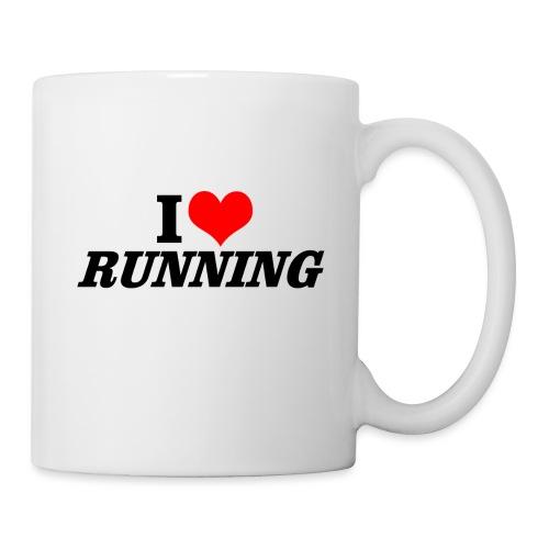 I love running - Tasse