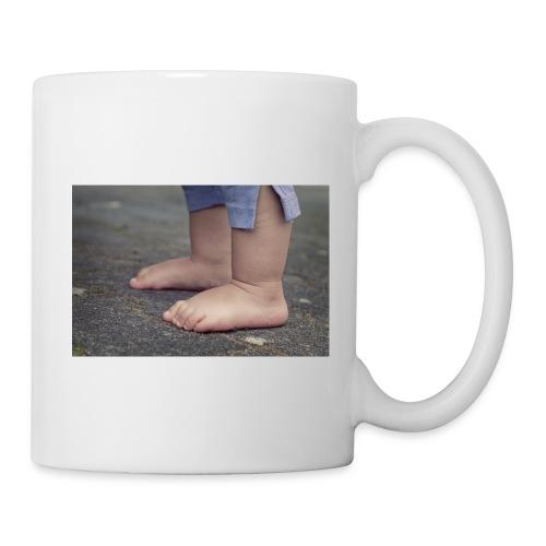 Baby Füße - Tasse