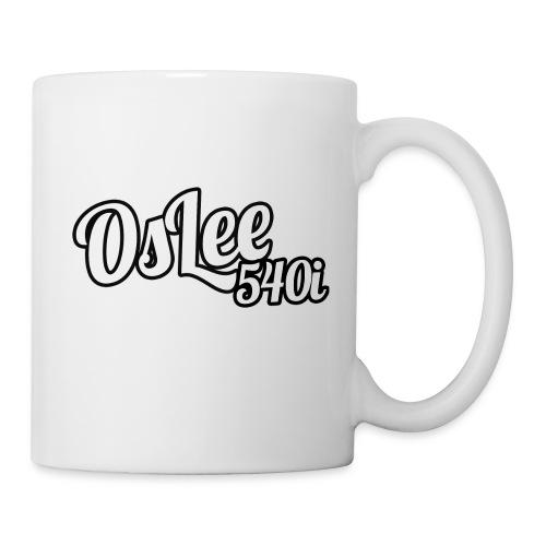 OsLeeLogoschattenGross - Tasse