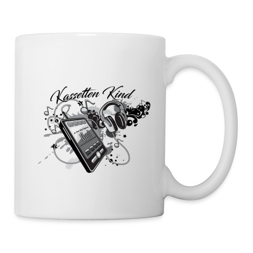 Kassetten Kind Music - Tasse