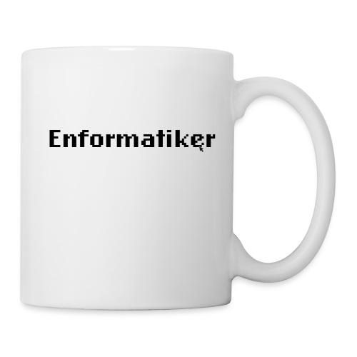 Enformatiker- Cursor - Tasse