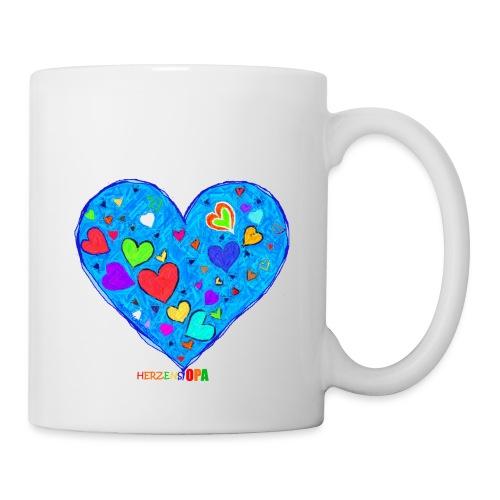 HerzensOpa - Tasse