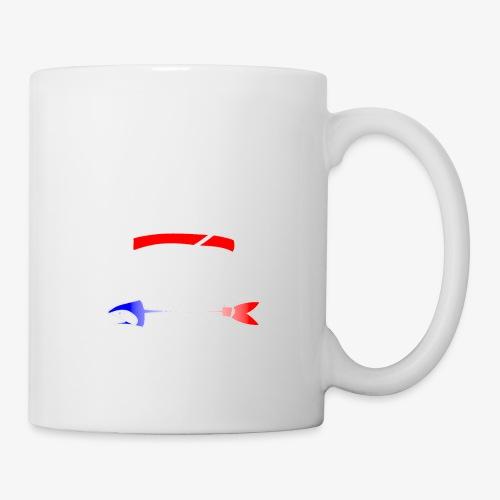 Code Bar white - Mug blanc