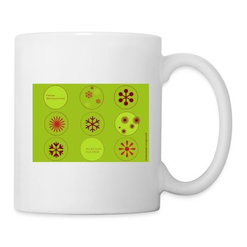 fIw Weihnachten Kreise - Tasse