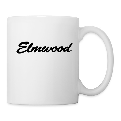 elmwood logo clean - Mug