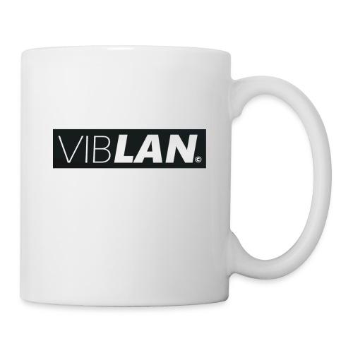 VibLAN_LOGO - Kop/krus