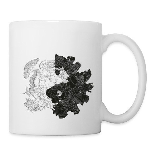 New Yin Old Yang - Mug