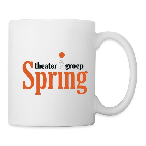 T-shirt met logo Theatergroep Spring | Unisex - Mok