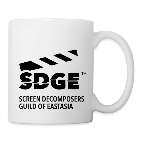 Screen Decomposers Guild of Eastasia - Mug blanc