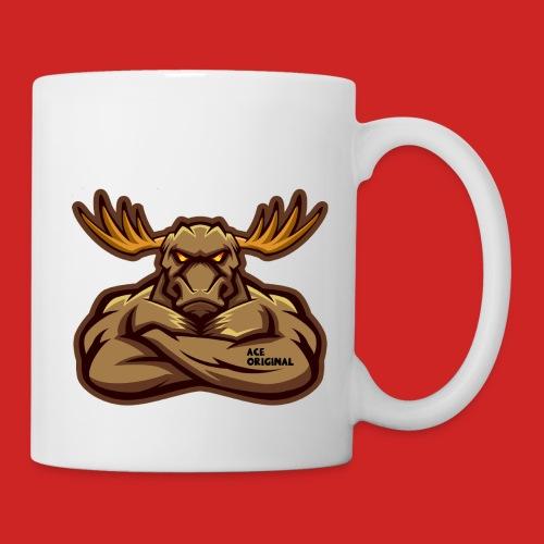 Ace Original Moose Mascot - Mug
