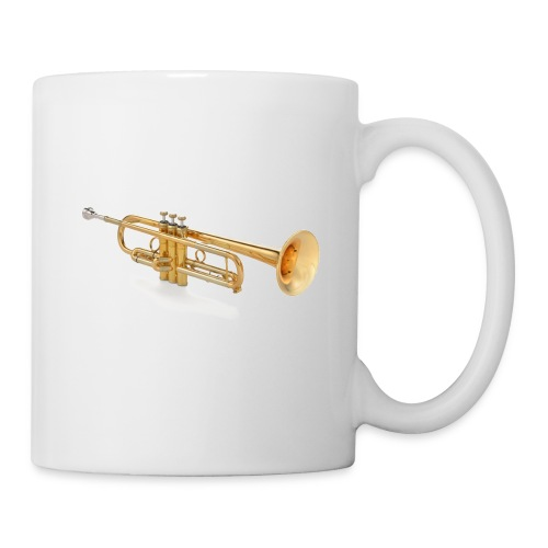 the trumpet - Tasse
