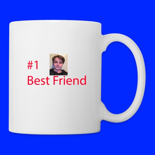 #1 Best Friend - Mugg