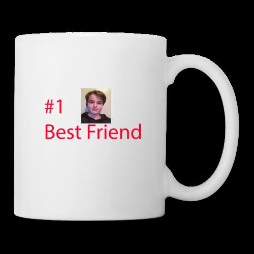 #1 Best Friend - Mugg