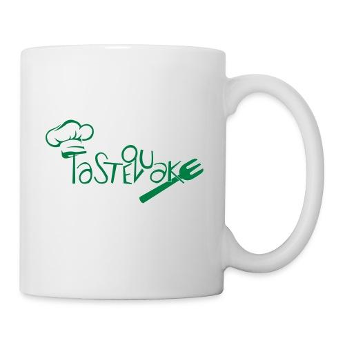 TasteQuake Logo - Tasse