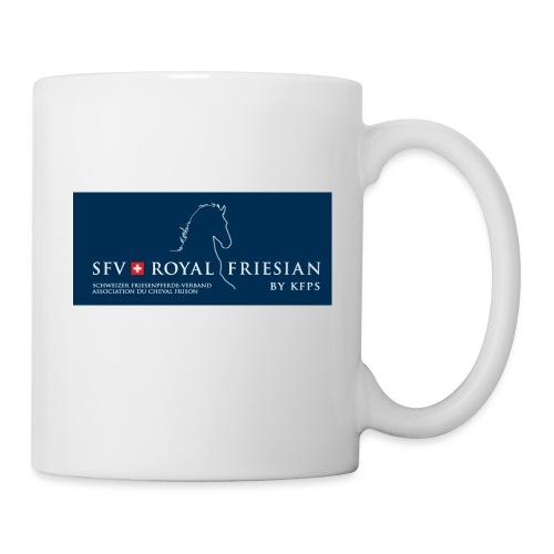 SFV Royal Friesian BLUE - Tasse