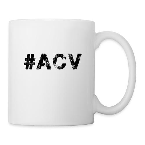 #ACV Logo - Tasse