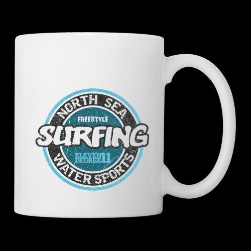 North Sea Surfing (oldstyle) - Mug