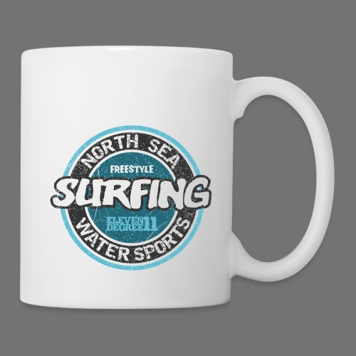North Sea Surfing (oldstyle) - Mug