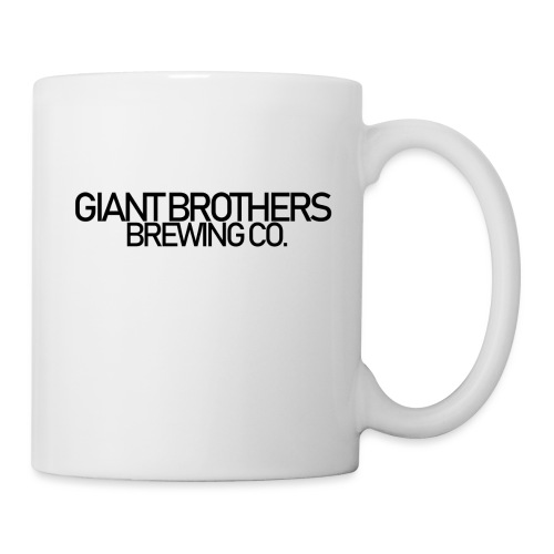 Giant Brothers Brewing co SVART - Mugg