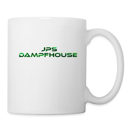 JPs DampfHouse Logo - Tasse