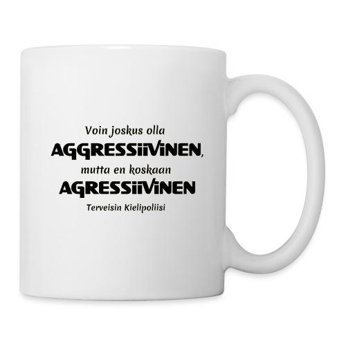 Aggressivinen kielipoliisi - Muki