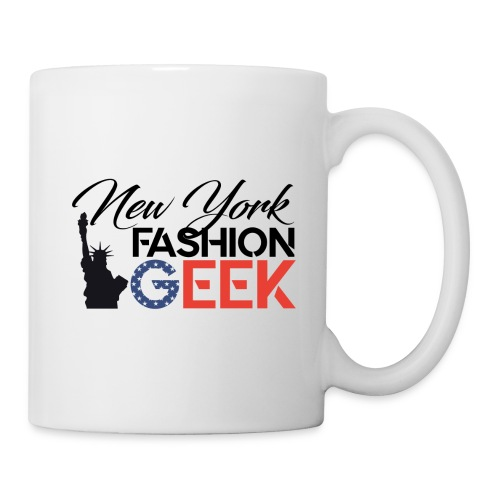 Fashion Geek - Mug blanc