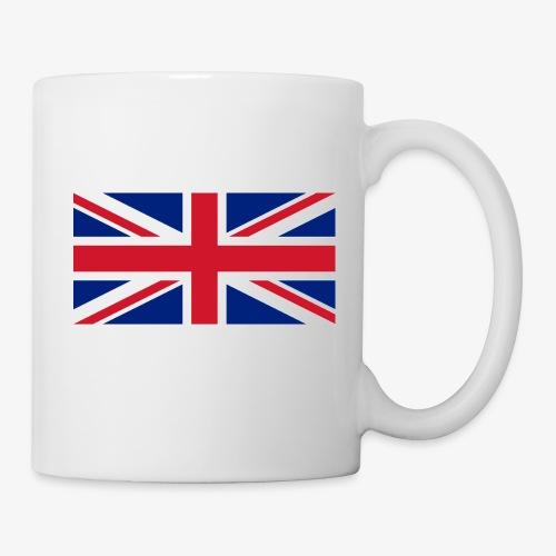 FLAG OF U.K. - Tazza
