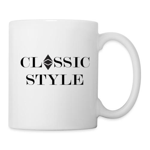Ethereum Classic Style - Tasse