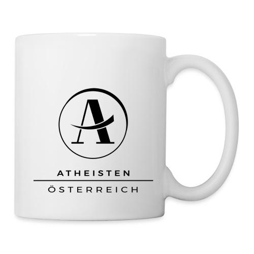 Atheisten Logo Schwarz - Tasse