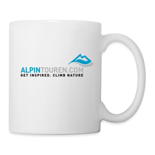 Alpintouren Logo - Tasse
