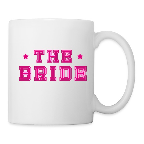 Braut Pink Junggesellenabschied JGA - Tasse