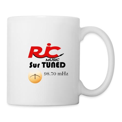 RJC sur TUNED - Mug blanc