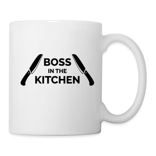 Boss in the Kitchen - Mug