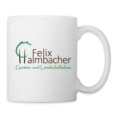 Halmbacher Logo - Tasse