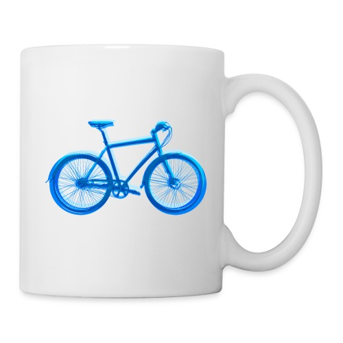 Fahrrad Bike Outdoor Fun Radsport Radtour Freiheit - Mug
