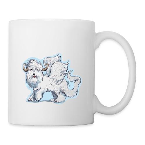 Canidragon - Mug blanc