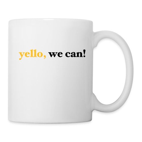 yello we can - Tasse