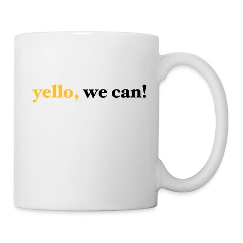 yello we can - Tasse