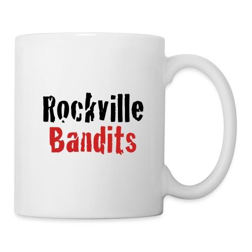Rockville Bandits Schriftzug - Tasse