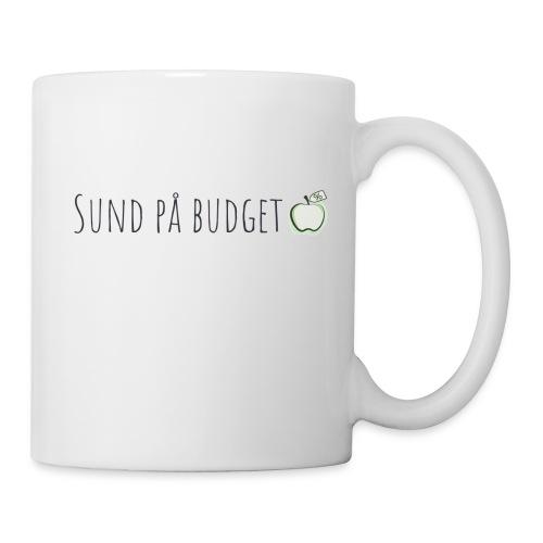 Sund på budget - Kop/krus