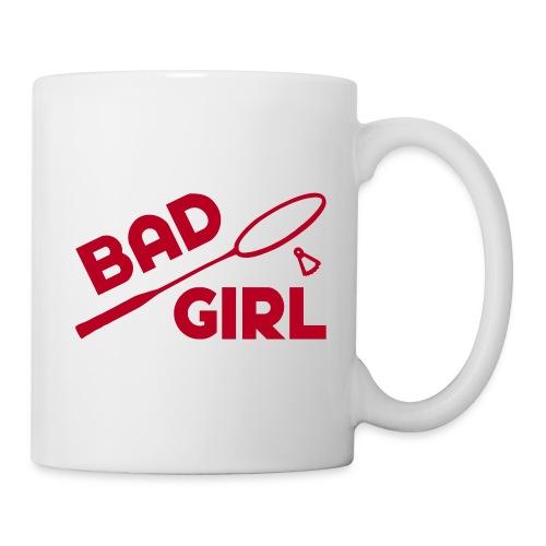 bad girl - Mug blanc