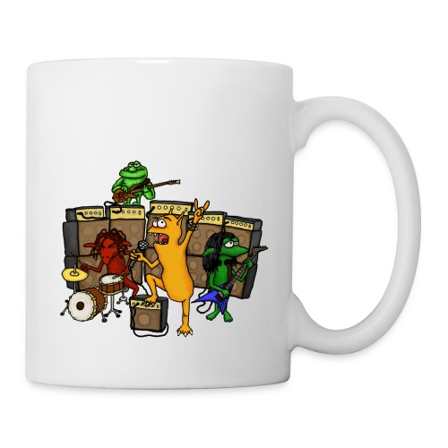 Kobold Metal Band - Mug