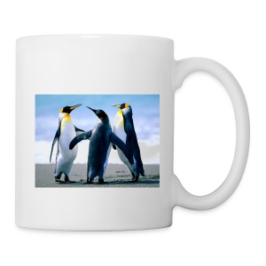 Penguins - Tazza