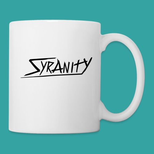 Syranity Blue Shirt Black Pressing (Boys) - Mug