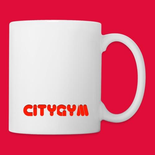 CityGym Guys Pullover - Black - Mug