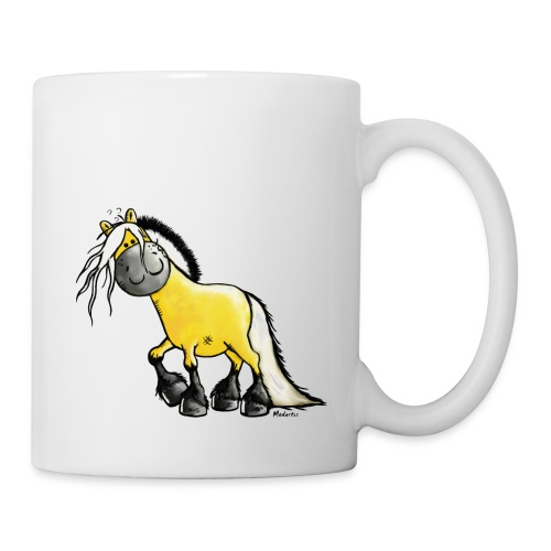 fjord_horse - Mug